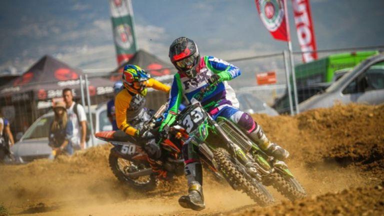 Много публика и оспорвани състезания по мотокрос в Благоевград