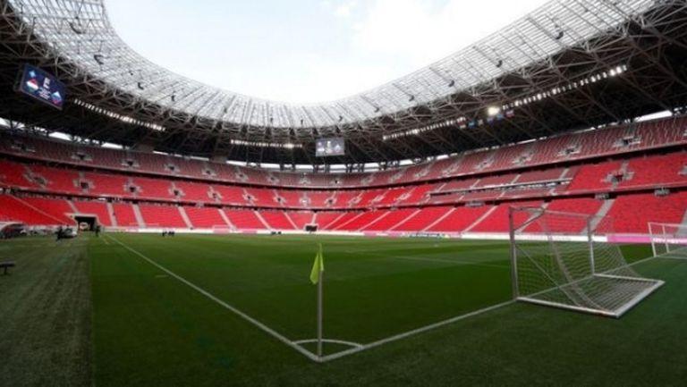 Кметът на Будапеща е против допускането на зрители на финала за Суперкупата