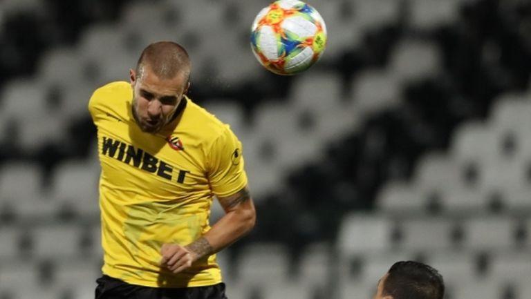 Вутов ще играе в Унгария