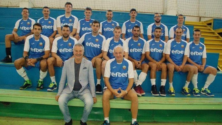 Даниел Пеев: Крескин и Сапожков не са спирали да тренират през лятото