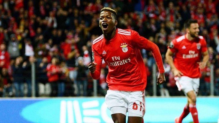 Монако взе талант на Бенфика, който бе спряган за Милан