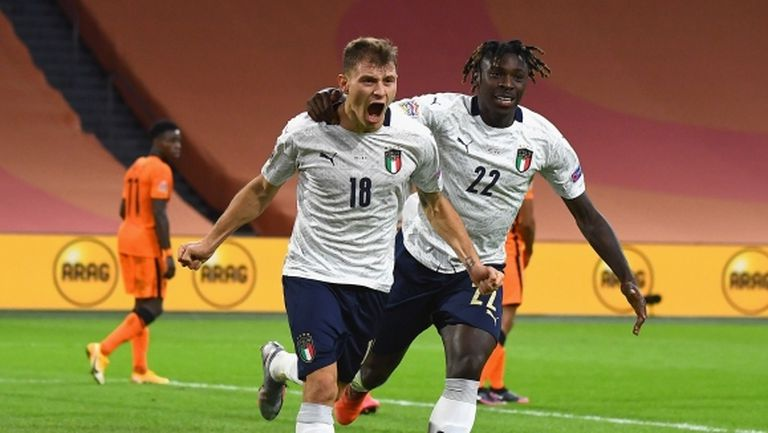 Италия, Нидерландия и Полша искат финалите на Лигата на нациите