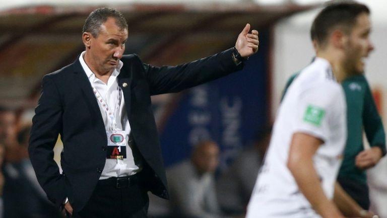 Стамен Белчев: Мачът не беше толкова лесен! ЦСКА също има своите шансове срещу Базел