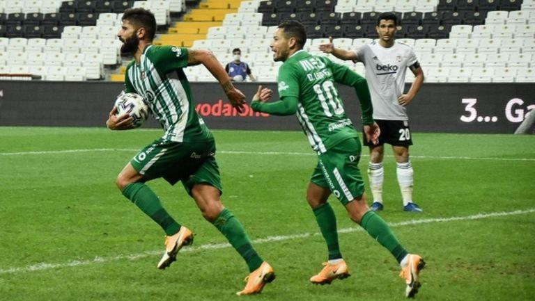Португалци отстраниха Бешикташ и очакват Милан, бивш цесекар огорчи турския гранд