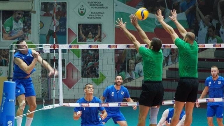 Левски победи Добруджа 07 в първата контрола между двата отбора (снимки)