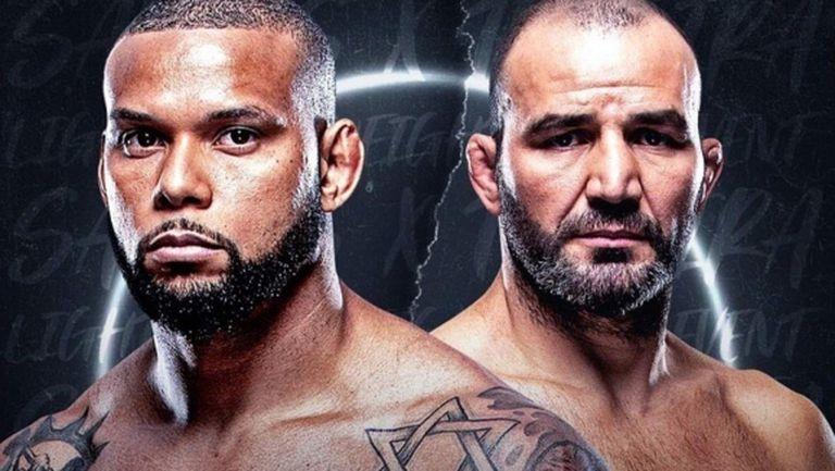 Тиаго Сантос и Глоувър Тейшейра оглавиха UFC Fight Night 182