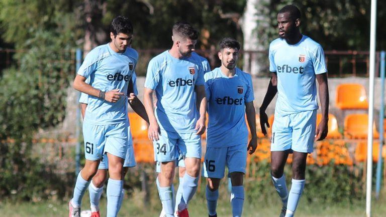 Локо (Пловдив) приключва селекцията с офанзивен футболист