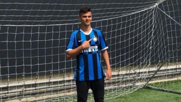 Никола Илиев дебютира за Интер