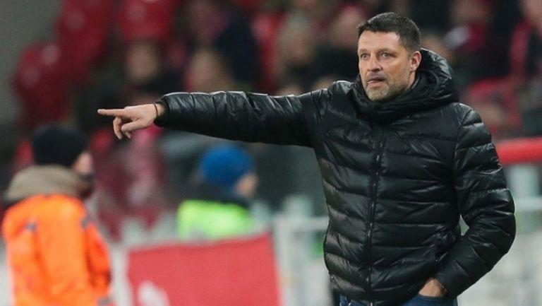 Химки има нов треньор и чака Глушаков