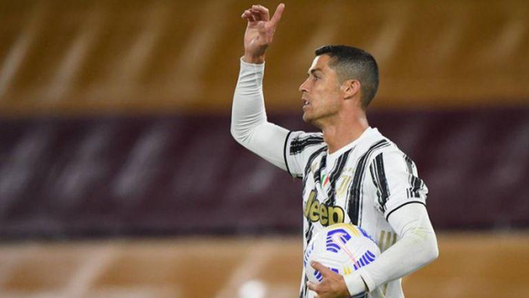 Кристиано пръв вкара 450 гола в топ 5 първенствата