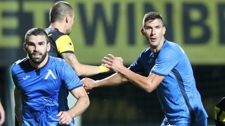 Левски уреди контрола с един от топ отборите на Втора лига