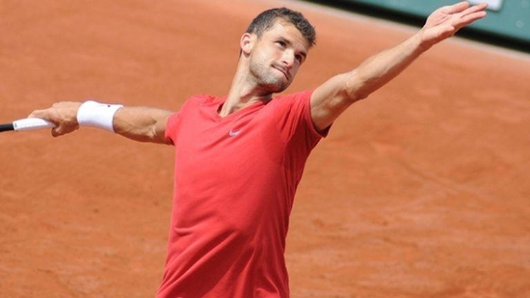 Григор Димитров загуби позиция в световната ранглиста
