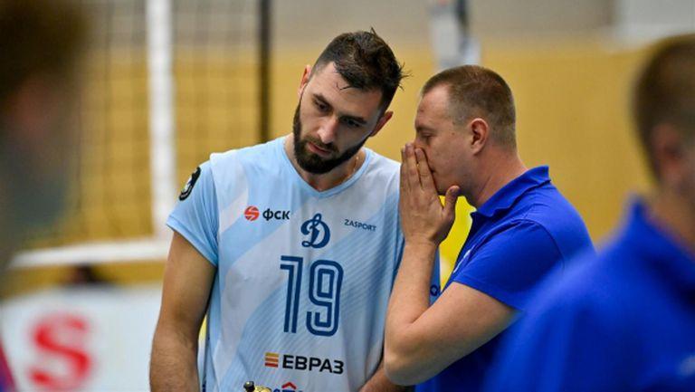 Цветан Соколов и Динамо домакини на полуфинали за Купата на Русия