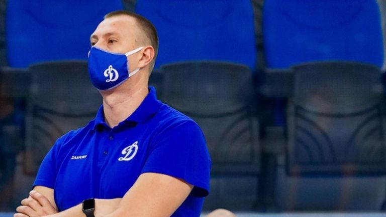 Треньорът на Динамо (Москва): Да играеш срещу Нефтохимик е предизвикателство