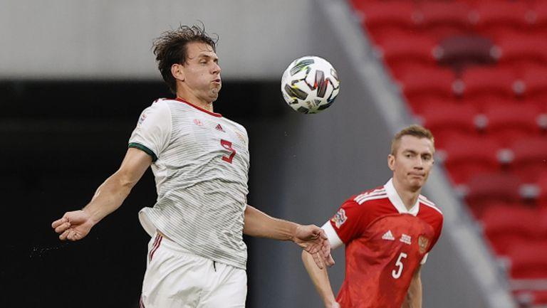 Викат унгарски национал в съда, докато играе срещу България