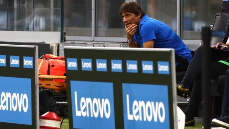 Конте: Много ми хареса мача с Фиорентина, ще продължим да играем нашия си футбол