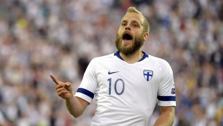 Играчи от Англия, Германия и Италия ще противопостави Финландия на България