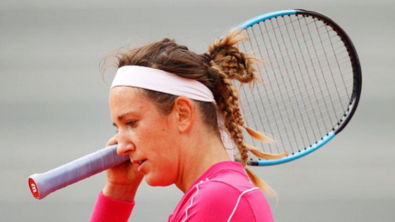 """Още една добра новина за Пиронкова! Азаренка също е аут от """"Ролан Гарос"""""""