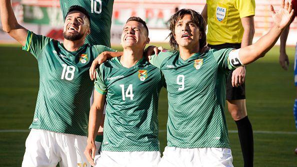 Боливия - Парагвай 4:0
