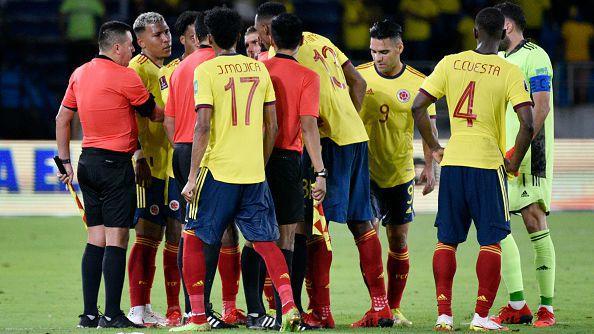 ВАР лиши Колумбия от победа над Еквадор в 100-ната минута, двубоят завърши 0:0