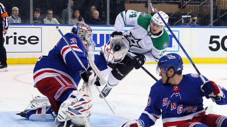 Рейнджърс с втора поредна загуба на старта на сезона в НХЛ