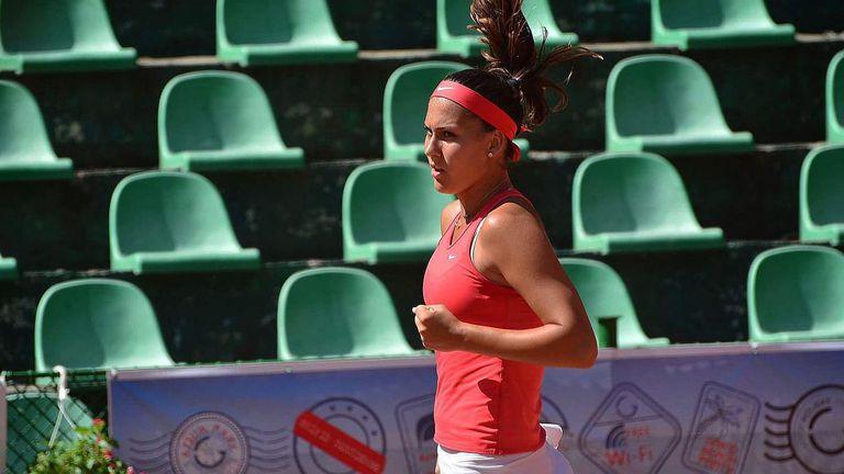 Терзийска се класира за полуфиналите на международния турнир по тенис в Созопол
