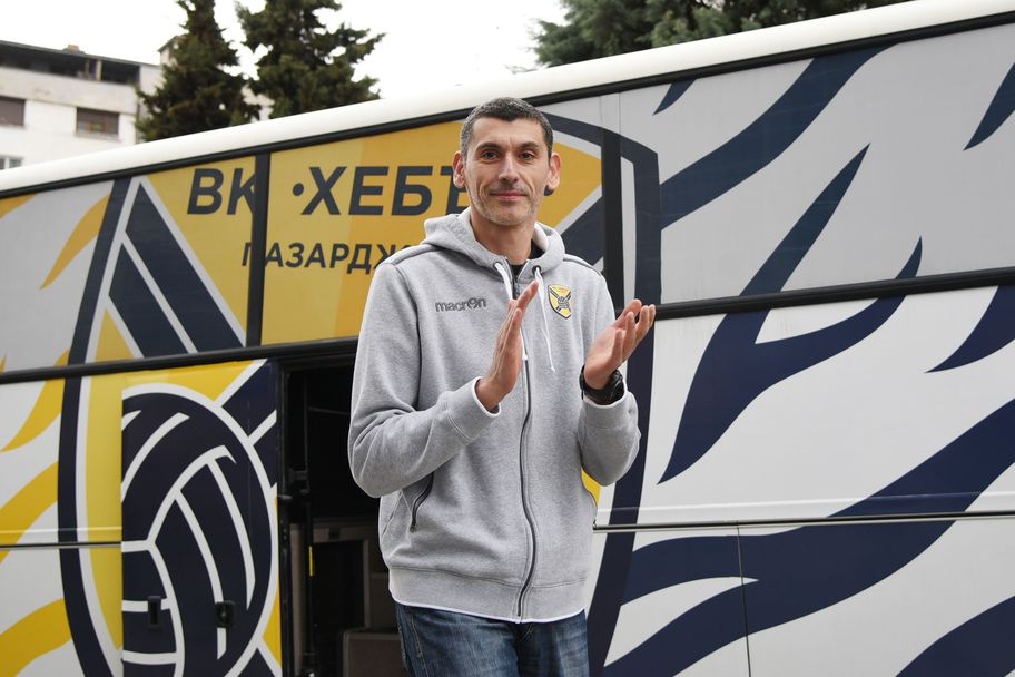 Шампионите занесоха Купата в Пазарджик