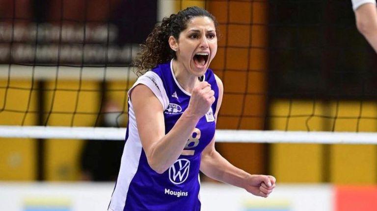 Ева Янева ще играе трети сезон във Волеро