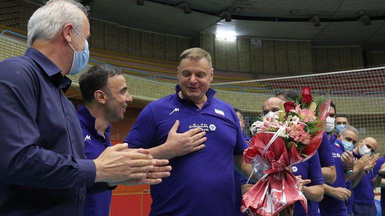 Владимир Алекно избра състава на Иран за Лигата на нациите