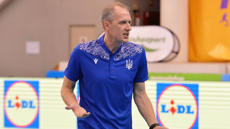 Владимир Орлов класира Украйна на Евроволей 2021