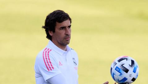 Раул: Да поема първия отбор? Реал е моят дом и искам да остана тук