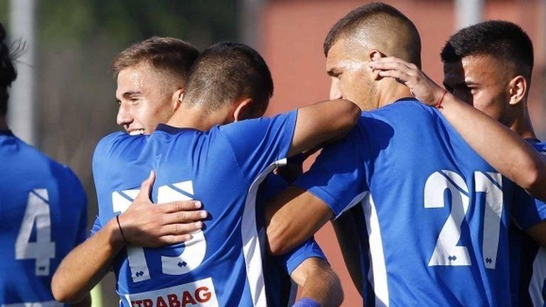 Левски победи Царско село и се доближи до Лудогорец при U19