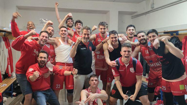 Борислав Младенов и Римини стартираха с успех плейофите в Серия Б