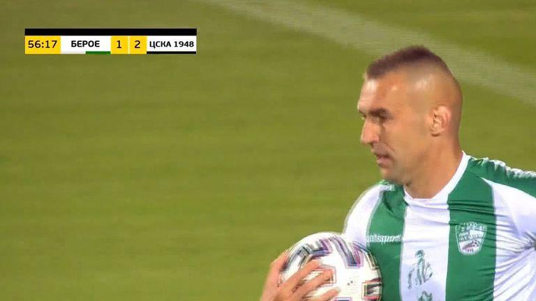 Камбуров върна един гол за домакините