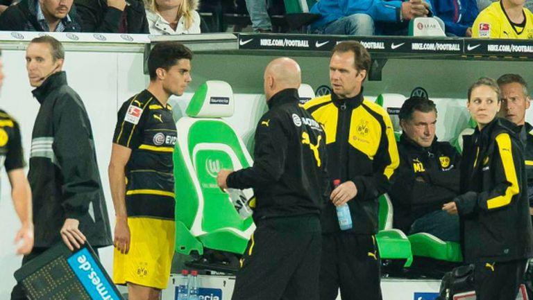 Национал от Дортмунд няма да играе в близкото бъдеще