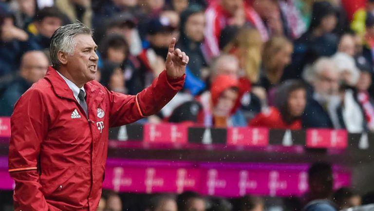 Анчелоти обясни разликата между Байерн и Реал М