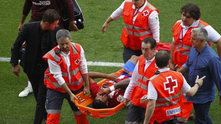 Атлетико загуби аржентински национал за 7 месеца