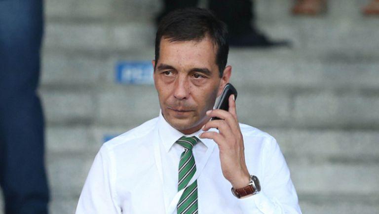 Петричев призова феновете на футбола да гледат Шампионската лига в България (видео)