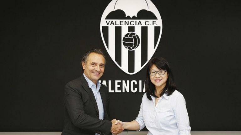 Официално: Валенсия назначи Прандели