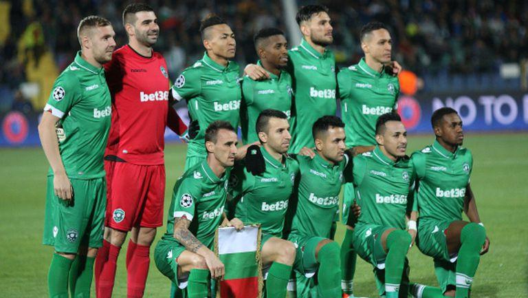 """Лудогорец ще постави рекорд срещу Арсенал на """"Емиратс"""""""