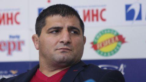Армен Назарян: Пожелавам на борците ни да се завърнат с медали