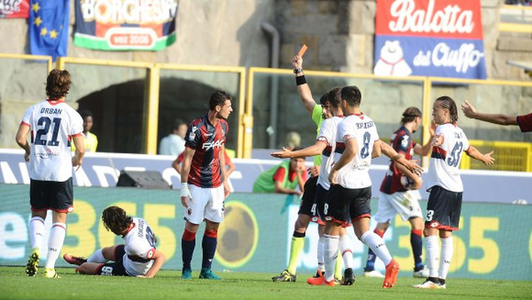 Джовани Симеоне с втори пореден победен гол за Дженоа (видео)