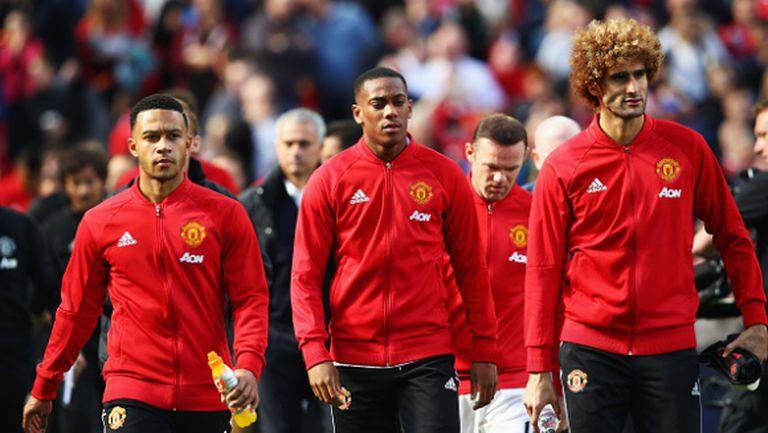 Мемфис иска повече игрово време в Манчестър Юнайтед