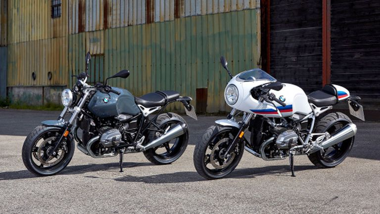 Това са новите BMW R nineT Racer и R nineT Pure