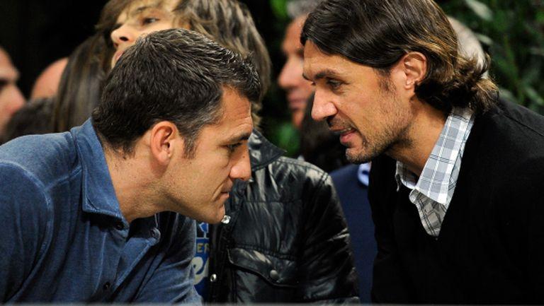 Малдини е дал своя отговор на Милан