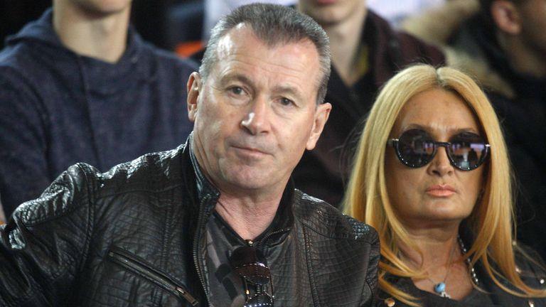 Майкъла: Дано ЦСКА вземе Купата и я посвети на Джеки