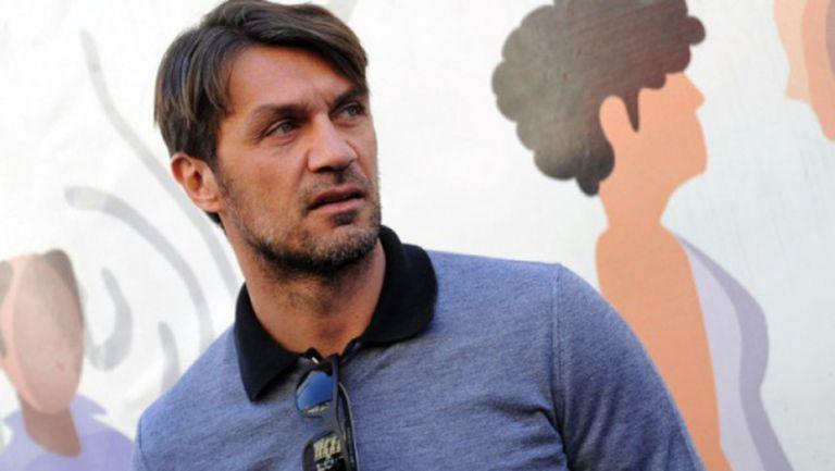 Малдини отказа ръководен пост в Милан