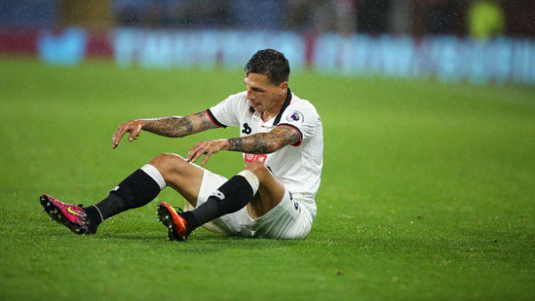 Защитник на Уотфорд се отказа от Гърция