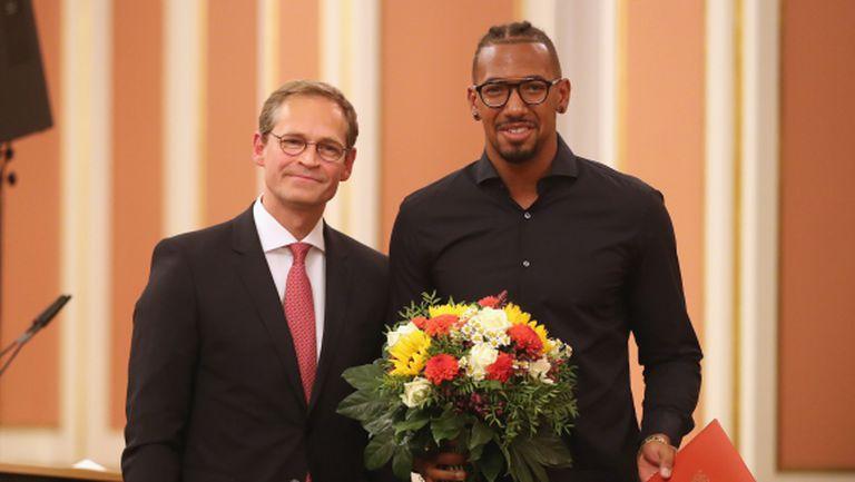 Боатенг готов да напусне Бундестима през 2018 г. при едно условие