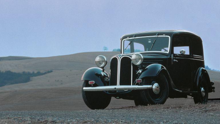 303 – първото истинско BMW